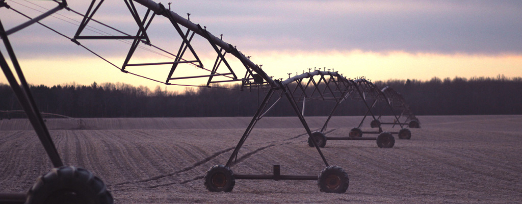 CALCLEAR Centre Pivots & Boomsprays